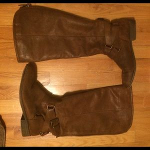 Madden Girl Shoes - Madden Girl riding boots SZ 11