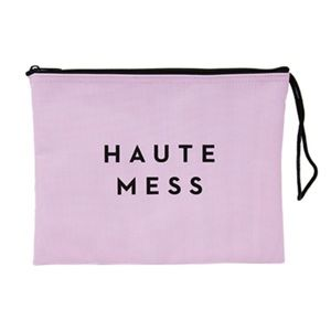 Milly Handbags - Milly Haute mess zip pouch