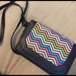 ANGL Handbags - Wavy satchel