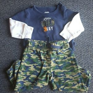 Carter's Other - 2 pc long sleeve set