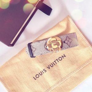 Louis Vuitton Monogrammed Wish Bracelet