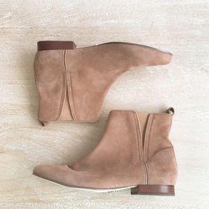 c. wonder Shoes - c. wonder suede booties