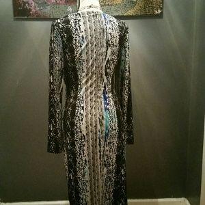 ivy + blue Dresses & Skirts - Drop neck ruched dress
