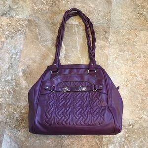 Rosetti Handbags - Rosetta Maroon Purse- Organizer's Dream!
