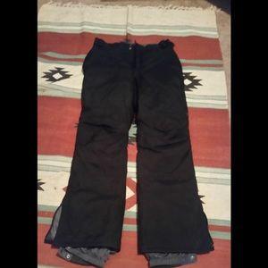 Small Columbia snow pants