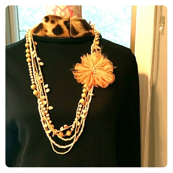 Vintage Jewelry - Super fun necklace
