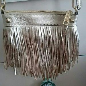 Rebecca Minkoff Handbags - Rebecca Minkoff mini fringe bag