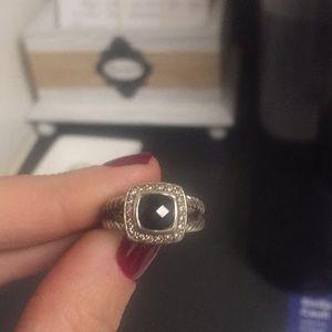 David Yurman Jewelry - Authentic David Yurman Petite Albion Ring