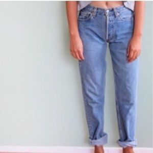 Urban Outfitters Denim - High Waisted Vintage Jeans