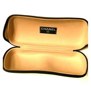 CHANEL Accessories - Chanel hard shell glasses case