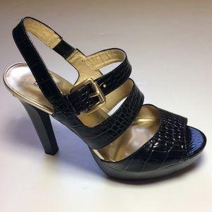 Price Drop❤️Michael Kors Black Heels