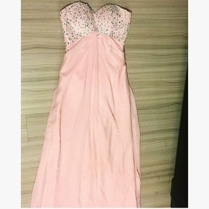WINDSOR Dresses & Skirts - Long Pink Prom Dress size 4