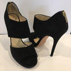 Jimmy Choo Shoes - Black suede Jimmy choo sandals