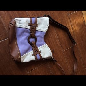 b.o.c. Handbags - B.o.c leather purse EUC