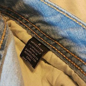 Rue21 Shorts - Rue 21 Light Blue Shorts