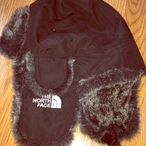 The North Face Other - NORTHFACE WINTER SNOW ESKIMO FUR HAT BRAND NEW