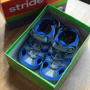 Stride Rite Other - Stride Rite Boys Sneaker Sandals - 9.5W