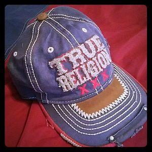 True Religion Other - True religion snapback