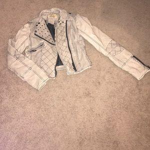 BKE Jackets & Blazers - Super Cute Faux Leather Jacket by BKE
