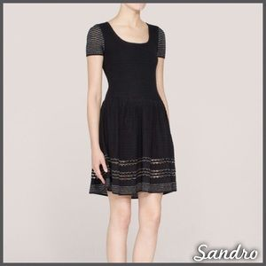 Sandro Dresses & Skirts - Sandro Little Black Dress