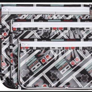 Bumkins Handbags - Bumkins RARE! Nintendo Travel Bags - set of 3 NWT