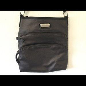 Van Heusen Handbags - 3 Zippered Crossbody