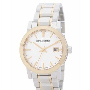 Burberry Accessories - Authentic Burberry city bracelet watch