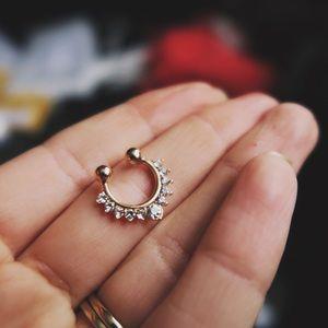 Boho Nose Ring
