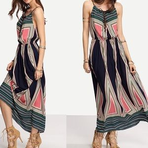 Dresses & Skirts - Halter maxi dress