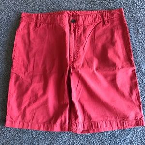 Dunhill Other - Dunhill men's red chino shorts 54R or sz38