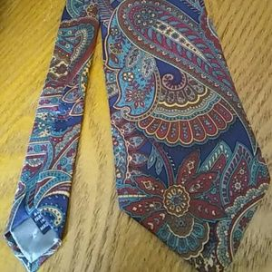 Dior Other - Christian Dior | Silk Paisley Tie