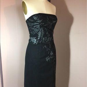 McQ Alexander McQueen Dresses & Skirts - 🔎👀Alexander McQueen McQ Embroidered Dress✨Deal!