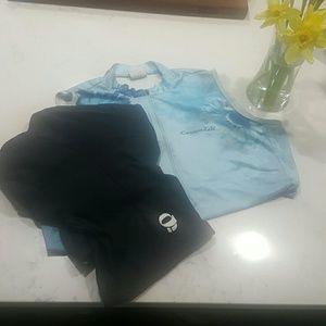 Pearl Izumi Pants - Pearl izumi padded cycling shorts