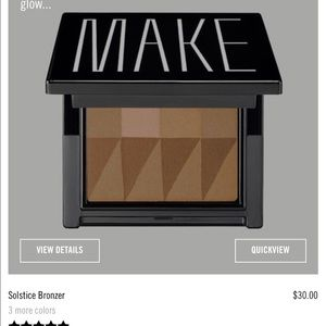 MAKE beauty  Other - MAKE beauty bronzer