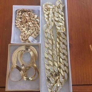 Other - Men's Jewelry Bundle