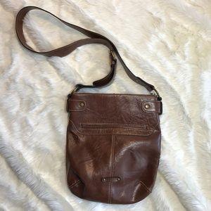 Axcess Handbags - Crossbody Purse with Buckle Strap