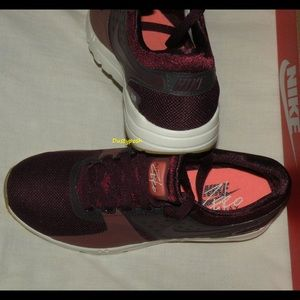 6dce5a28fd Nike Shoes - Nike Air Max Zero Night Maroon Sneakers Shoes New