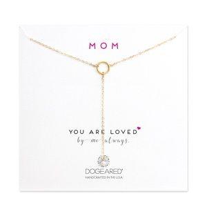 Dogeared Jewelry - Dogeared Jewelry Mom Necklace