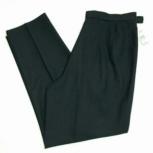 Talbots Pants - Vintage Talbots Wool Tapered Leg Dress Pants B7