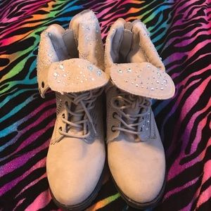Justice Other - JUSTICE Girls Bling Booties