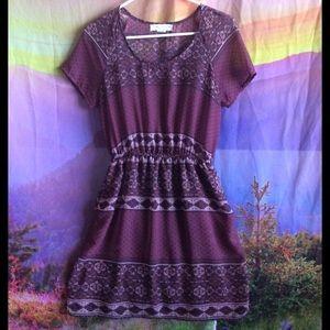 Staring at Stars Dresses & Skirts - Urban Outfitters Staring at stars boho dress NWOT