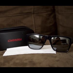 Carrera Other - Mens Carrera Sunglasses w/case