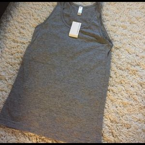 American Apparel Other - American Apparel NWT grey tank - XS!