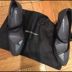 United Nude Lo Res heels