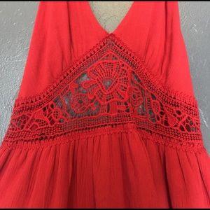 Perfect boho summer dress