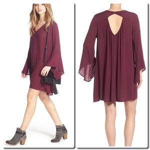Lush Dresses & Skirts - Lush Bell Sleeve Shirt