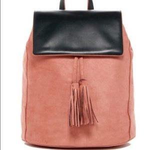 Deux Lux Handbags - Weekend Deal! Deux Lux Cortina Dusty Rose Backpack
