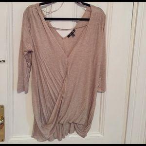 Macy's Tops - Tan Shirt