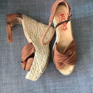 KORS Michael Kors Shoes - KORS wedges