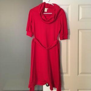 Shabby Apple Dresses & Skirts - Red Shabby Apple Bampton dress
